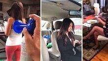 Kız arkadaşının telefon bağımlılığına çözüm buldu!