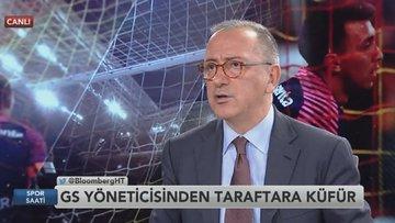 Fatih Kuşçu / Fatih Altaylı - Spor Saati / 1.Bölüm (12.12.2017)