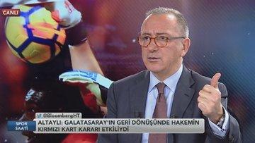 Fatih Kuşçu / Fatih Altaylı - Spor Saati / 2.Bölüm (12.12.2017)