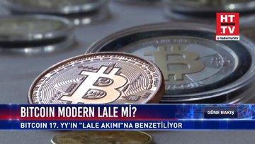 Bitcoin balon değil, 'modern lale' mi?
