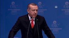 Erdoğan: Kudüs'ü Filistin'in başkenti olarak tanımaya çağırıyorum