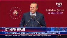 Cumhurbaşkanı Erdoğan'dan artı 2 istihdam çağrısı