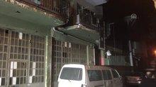 Bursa'da bir eve molotofkokteylli saldırı