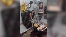 Faciayla biten doğum günü partisi