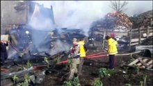 Tokat'ta ev yangını: 3 çocuk hayatını kaybetti