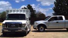 Ambulans çarpışma testi