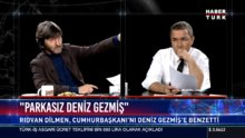 Rıdvan Dilmen: Erdoğan parkasız Deniz Gezmiş'tir
