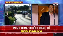 Eski başbakan Mesut Yılmaz'ın oğlu Yavuz Yılmaz intihar etti