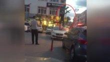İzmir'de uzun namlulu silah ile korku dolu anlar yaşattı