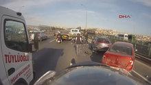 Haliç Köprüsü'ndeki kazada 'sürücü bonzai kullandı' iddiası