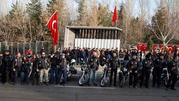Kayseri'de geçen yıl şehit olan 15 komando anıldı