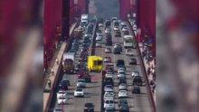 Yurtdışındaki trafik yönlendirme çalışması