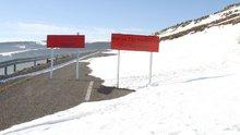 Ardahan- Ardanuç Karayolu 6 ay trafiğe kapatıldı