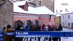 Airport - 17 Aralık 2017 - (Tallinn)