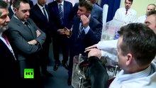 Rusya'da dünyayı dehşete düşüren deneyin görüntüleri ortaya çıktı!