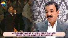 Ferdi Tayfur'un yeğeni Seda Sayan'a çıktı!