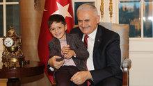 Terör örgütü DEAŞ'ın kaçırdığı Alparslan Başbakan Yıldırım'ın girişimleriyle kurtarıldı
