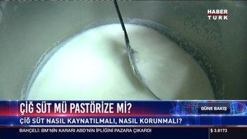 Çiğ süte rağbet artıyor!