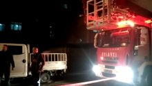 Zonguldak'da mutfak tüpü bomba gibi patladı