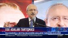 Kılıçdaroğlu'ndan Yunanistan'a yanıt: 2019'da gelip hepsini alacağım