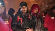 Uludağ'da kaybolan dağcılar bulundu
