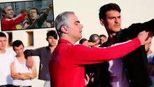 Erzurumlu gençlerden 'Hababam Sınıfı' taklidi