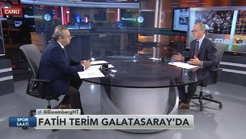 Fatih Kuşçu / Fatih Altaylı - Spor Saati / 1.Bölüm (25.12.2017)
