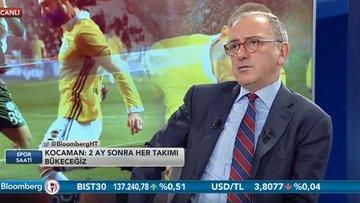 Fatih Kuşçu / Fatih Altaylı - Spor Saati / 3.Bölüm (25.12.2017)