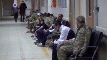 Maltepe'den taşınan zırhlı birlik askerleri yemekten zehirlendi!