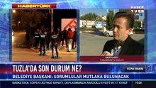 Tuzla'da kaçak kimyasal madde hakkında Belediye Başkanı'ndan açıklama