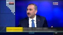 Adalet Bakanı Gül'den son KHK'daki tartışılan maddeye ilişkin açıklama