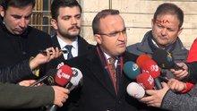 Ak Partili Bülent Turan açıklamalarda bulundu