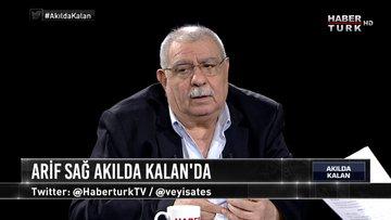 Akılda Kalan - 29 Aralık 2017 (Türk Halk Müziği Üstadı Arif Sağ)