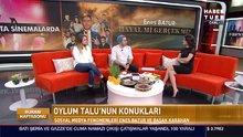 Enes Batur Burası Haftasonu programında