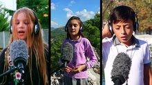 Türkiye Haber Kameramanlarından 'Benim Hikayem' projesi