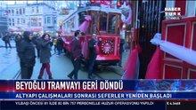 Nostaljik tramvay seferlerine başladı