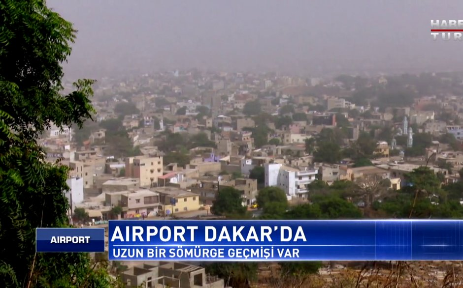 Airport - 31 Aralık 2017 (Dakar)