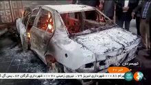 İran'daki protestolar şiddetlenerek devam ediyor