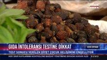 Gıda intoleransı testine dikkat