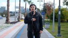 İzmirli gençler Fethi Sekin için Dağlıca Türküsünü seslendirdi