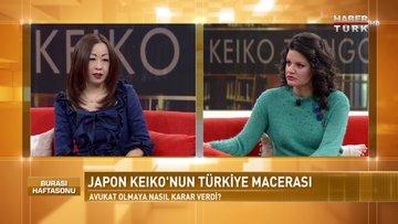 Burası Haftasonu - 6 Ocak 2018 (Keiko Torigoe)