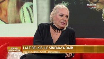 Burası Haftasonu - 7 Ocak 2018 - Lale Belkıs