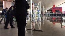 New York'ta JFK Havaalanı'nı su bastı