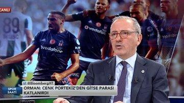 Fatih Kuşçu / Fatih Altaylı - Spor Saati / 1.Bölüm (08.01.2018)