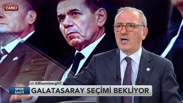 Fatih Kuşçu / Fatih Altaylı - Spor Saati / 3.Bölüm (08.01.2018)