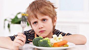 Çocuklarda Yemek Sorunu