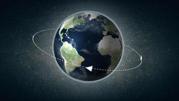 Dünya ters yöne dönse ne olurdu?