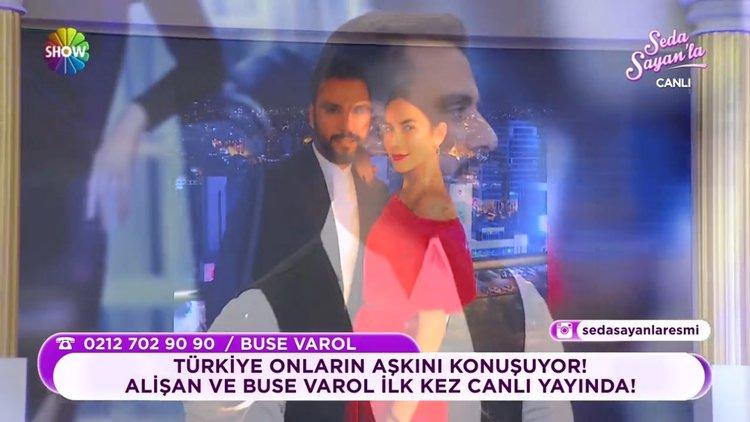 Alişan ile Buse Varol nasıl tanıştıklarını anlattı