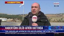 Habertürk İdlib - Afrin hattında