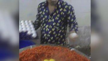 240 yumurtalı menemen